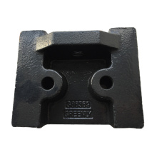 86611369 Case-IH Header Lower Idler Support