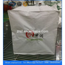 New or recycled PP Woven jumbo Bag or big bags for wood pellet