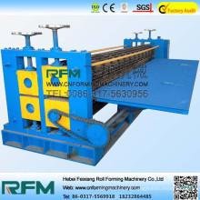 FX corrugated aluminium sheet machine