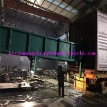 Mobilen Entrindungsmaschinen Diesel angetriebene Schälmaschine für Holz
