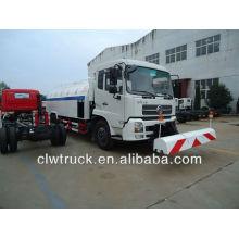 Dongfeng Tianjin alta presión steet lavado de camiones