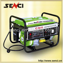 New Energy Senci 7HP 2.5kw Natural Gas Powered Portable Generators