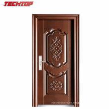 TPS-095 China Marco de puerta de acero galvanizado y puerta de entrada de acero
