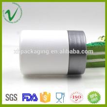 Decorativas de venta caliente 100ml frascos de crema cara blanca para la crema personal de cuidado de la piel