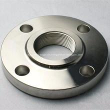 Brida roscada de acero inoxidable al carbono galvanizado ANSI B16.5