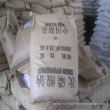 Industrial and Food Grade sodium hypophosphite