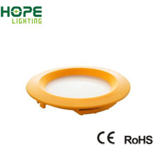 15W Yellow ABS LED Panel Light