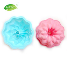 Non-Stick Round Deep Bundt Silicone Cake Mould