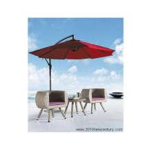 Praia café mesa e cadeira (7031)