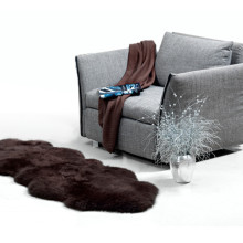le tapis tapis en peau de mouton prix pour le salon