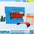 Curving And Crimping Machine For Roof Sheet