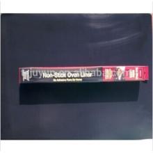 Non-Stick / wiederverwendbare Backofen-Schalenmatte, Geeignet für alle Standard-Öfen (Gas, Elektro, AGA, Heißluft, Mikrowelle,
