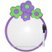 Tableau blanc de tableau de jouet d'EVA avec le prix de marqueur / tableau blanc