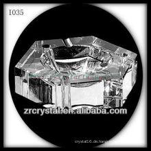 Neues Design Clear K9 Kristall Aschenbecher