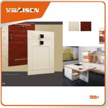 Armário modular de cozinha modular de folha de PVC fabricante China