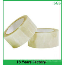 1620mm, 1280mm, 980mm klar & braun selbstklebend BOPP Packband Jumbo Rolle