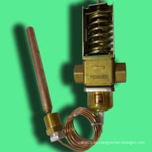 Válvulas de agua accionadas por temperatura controlada