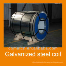 Hot-dip Galvanized Steel (GI: Zinc Coated Steel) Tolerance: over +-10%