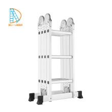 escalera de aluminio de alta calidad escalera portátil (DLM103)