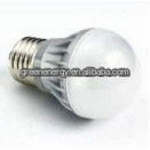 UL aprovado lâmpada LED A45 5w não-regulável 100-240V AC