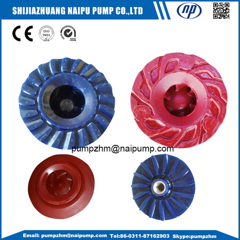 003 OEM slurry pump wet end parts