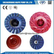 OEM custom made slurry pump impellers