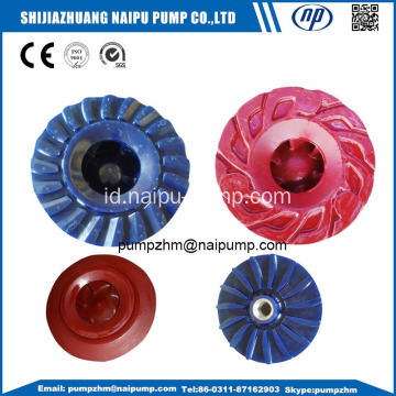OEM custom made impeller pompa bubur