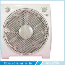 Ventilador de la caja eléctrica de 14 pulgadas