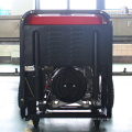 BISON China Taizhou Ar Refrigerada 5KVA Open Single Piston Diesel Generator