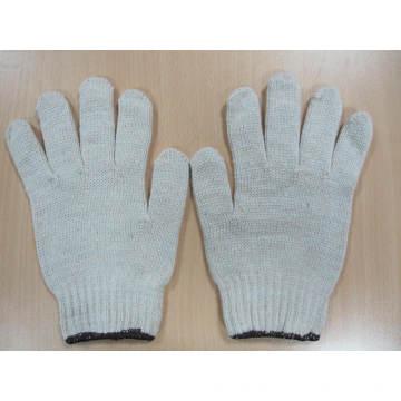 White Cotton Hand Gloves Hand Clapper Glove Wheelchair Winter Gloves