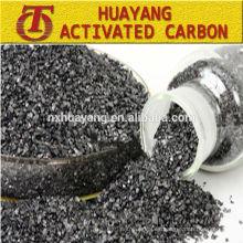 Carbón de antracita calcinado / riser de carbono S bajo para la fabricación de acero