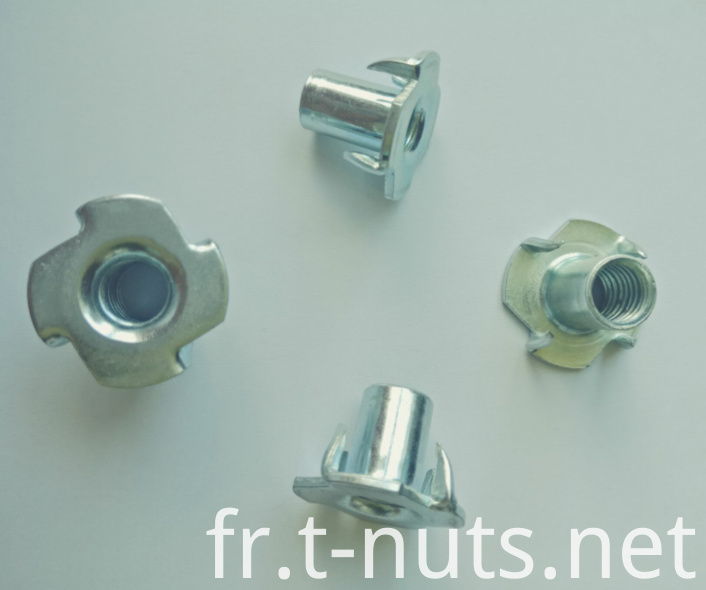 Carbon steel ZP M6 T-Nuts
