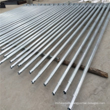 CE Approved 7m High-Pole Lamp with Hot DIP Galvanizing