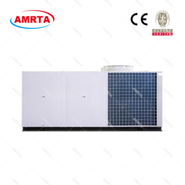 Restaurant Central Air Conditioner na may Hot Water Coil