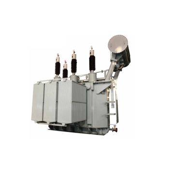Transformateur en charge immergé dans l'huile 110Kv