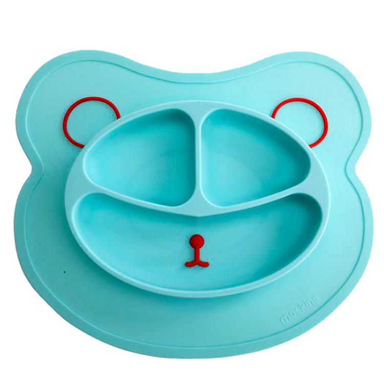 baby food eating mat