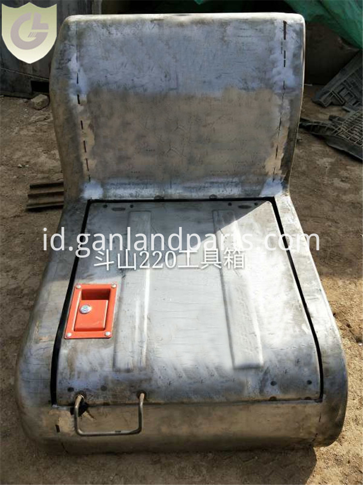 Toolboxes For Doosan Excavator