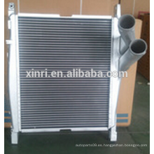 Núcleo intercooler turbo de aluminio para intercooler europeo Mercedes-Benzs NISSENS: 96970