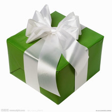 Paper Gift Box for Packing and Shipments