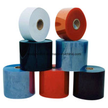 0,08-0,8 mm Transparent Clear Colored PVC Rigid Film Pharmaceutical Grade
