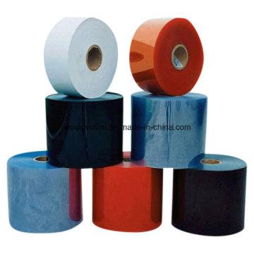 0.08-0.8mm Transparent Clear Colored PVC Rigid Film Pharmaceutical Grade