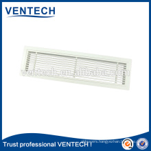 linear grille, linear bar grille aluminum