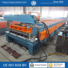Roofing Panel Cold Roll Forming Machine with ISO