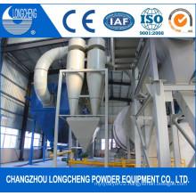 1400m2 Air Chamber Type Pulse-Jet Bag Filter