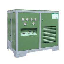 Compressor pequeno da estação de enchimento do GNC