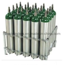 Us-Type E-Size/4.6L Aluminum Oxygen Cylinders