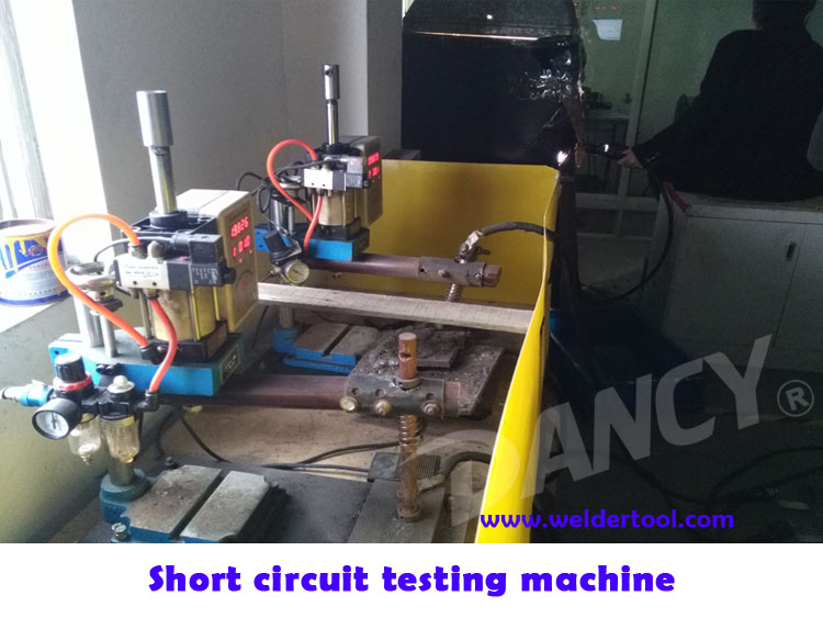 short-circuit-testing-machine for welding machine workshop