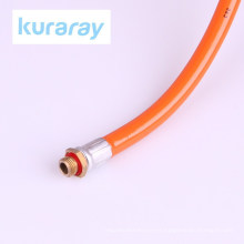 Flexible de PVC de alta presión pesticida spray manguera. Fabricado por Kuraray. Hecho en Japón (pulverizador plástico de la manguera de la botella)