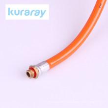 Mangueira de pulverização de pesticidas de alta pressão de PVC flexível. Fabricado por Kuraray. Feito no Japão (pulverizador de mangueira de garrafa de plástico)