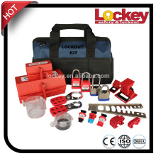 Electrical Combination Group Safety Lockout Tagout Kit
